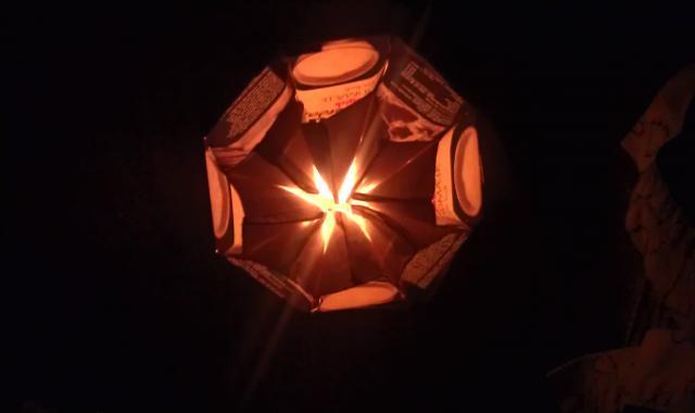 stjernelampe
